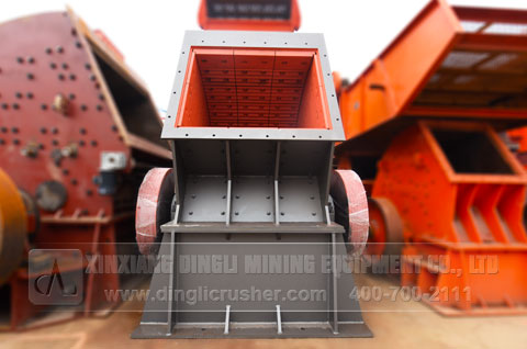 high profit timely after-sales service heavy hammer crusher