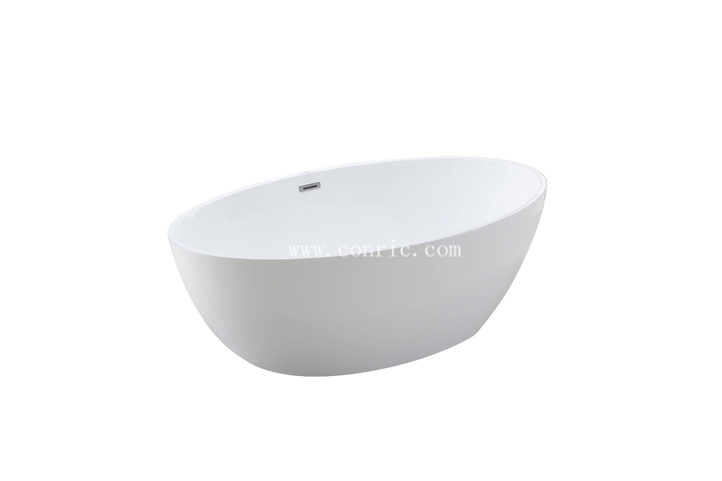 Portable oval freestanding bathtub with good price