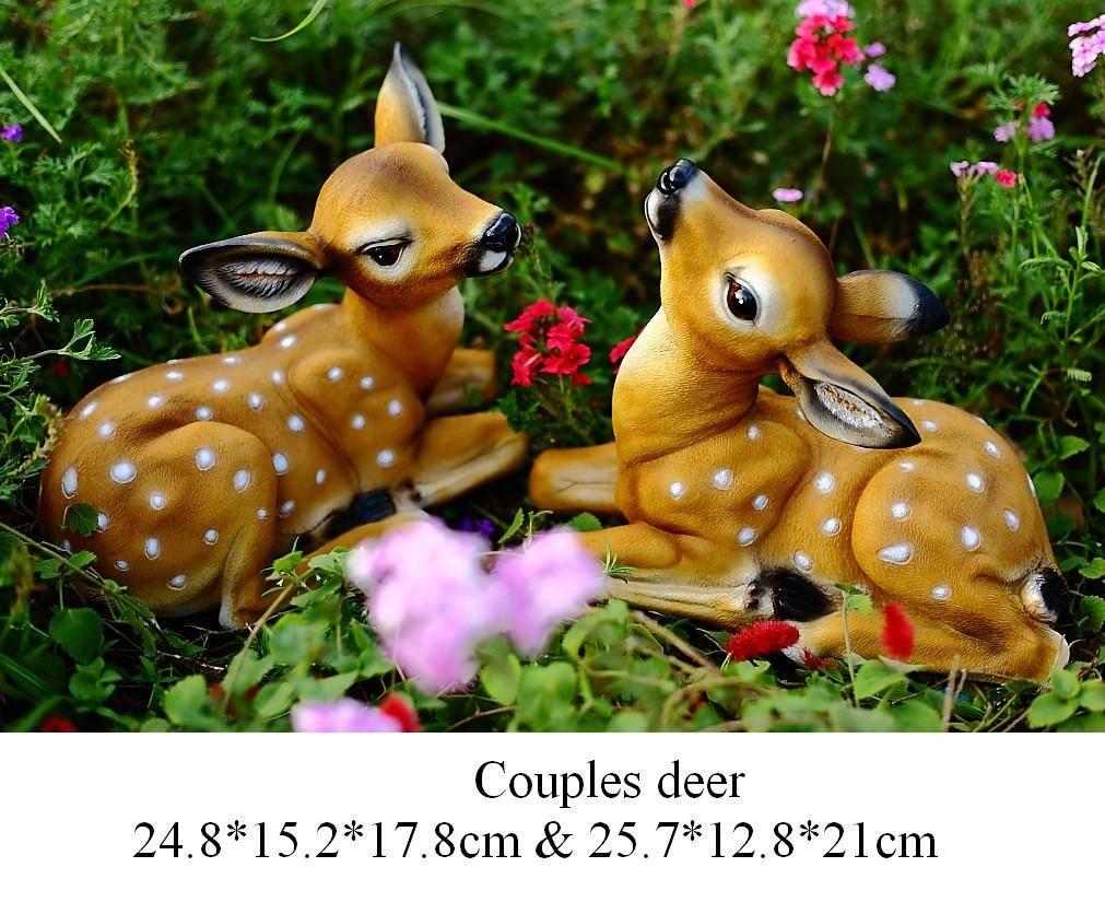 Couples deer