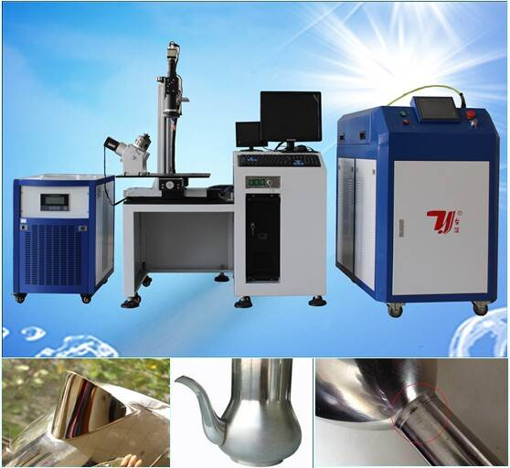 High quality optical fiber laser welding machine from Chinese Top10 brand