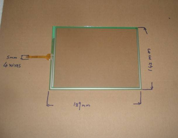 3.5'' to 19'' resistive touch panel ,Touch products panel ,Glasses screen membrance