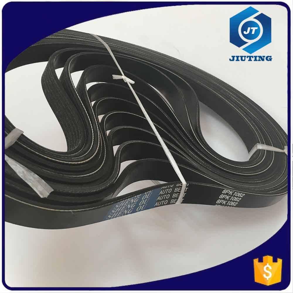 FOTON truck Engine spare parts 6ct fan belt 8pk1727