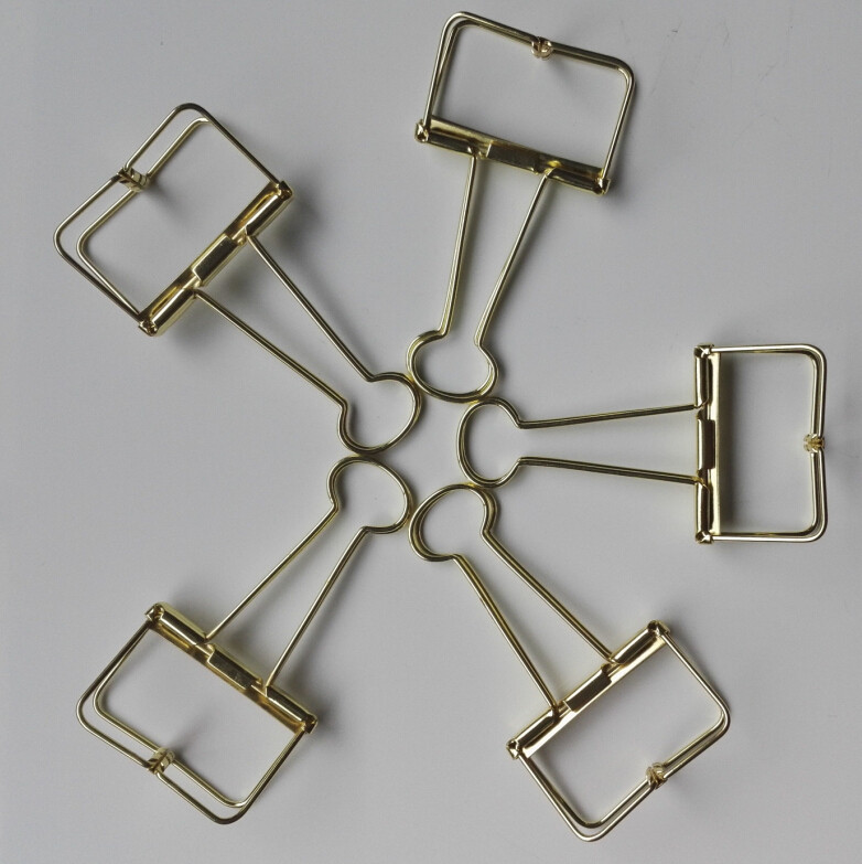 32MM color binder clip