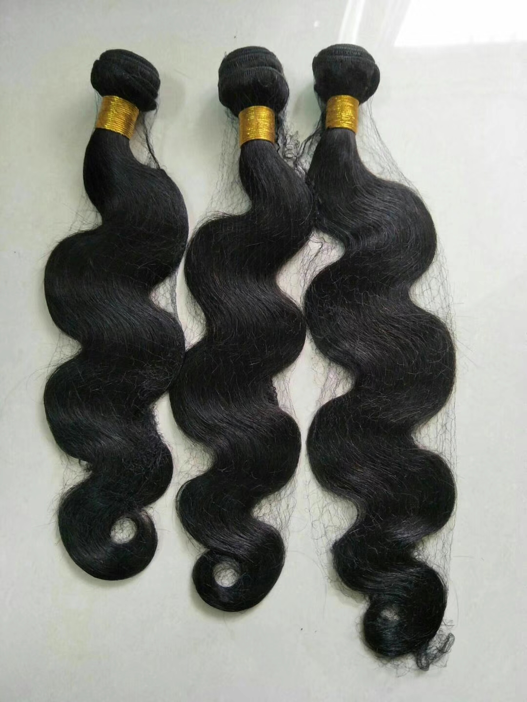 Peruvian virgin human hair bundles