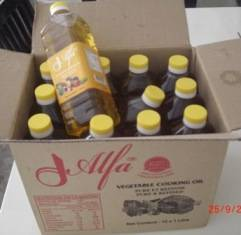 Alfa Cooking Oil sales in singapore