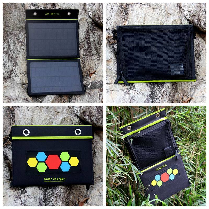 Solar Panel Charger 10W WT-SP002