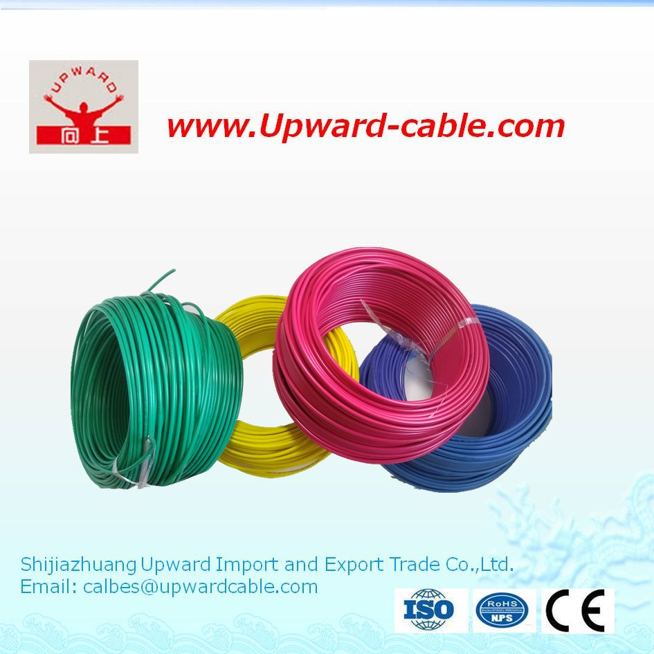 Single Copper PVC Insulated Power Electric Wire