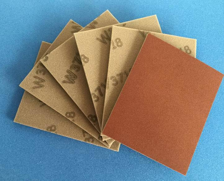 Sanding paper SSW37I