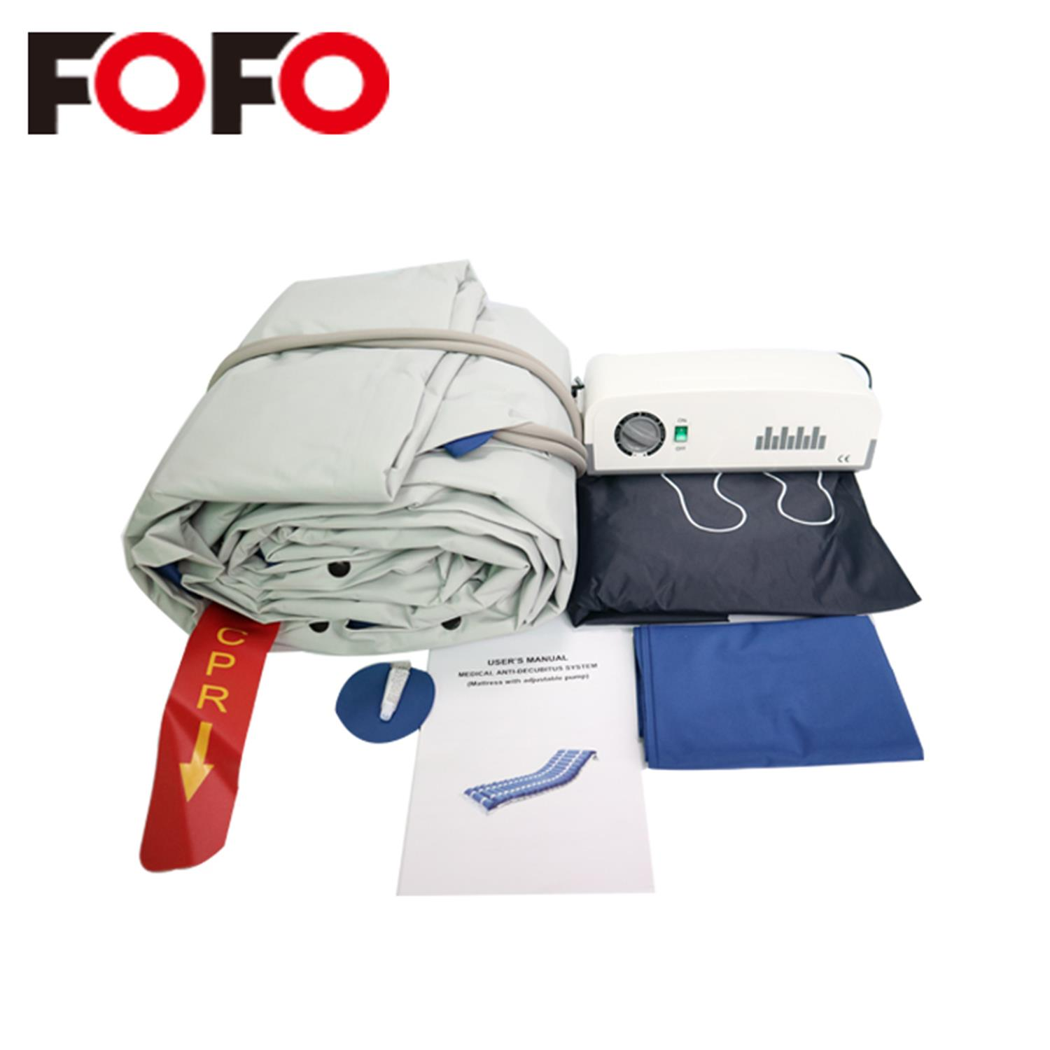 Wholesale Inflatable Super Single Bed Anti-Bedsore Mattress