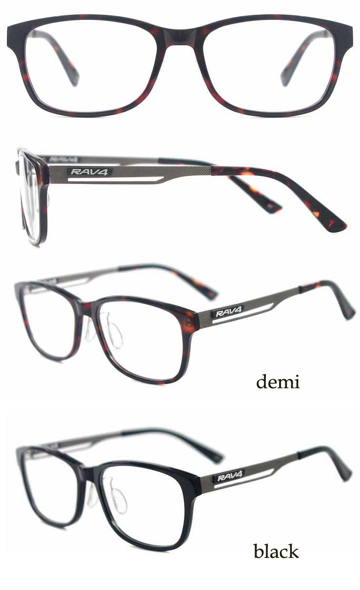 stock acetate frames