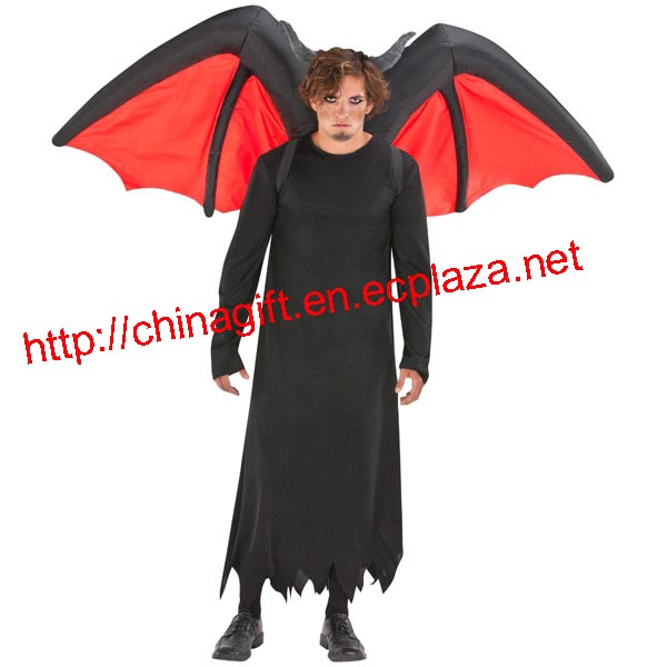 Inflatable Devil Wings