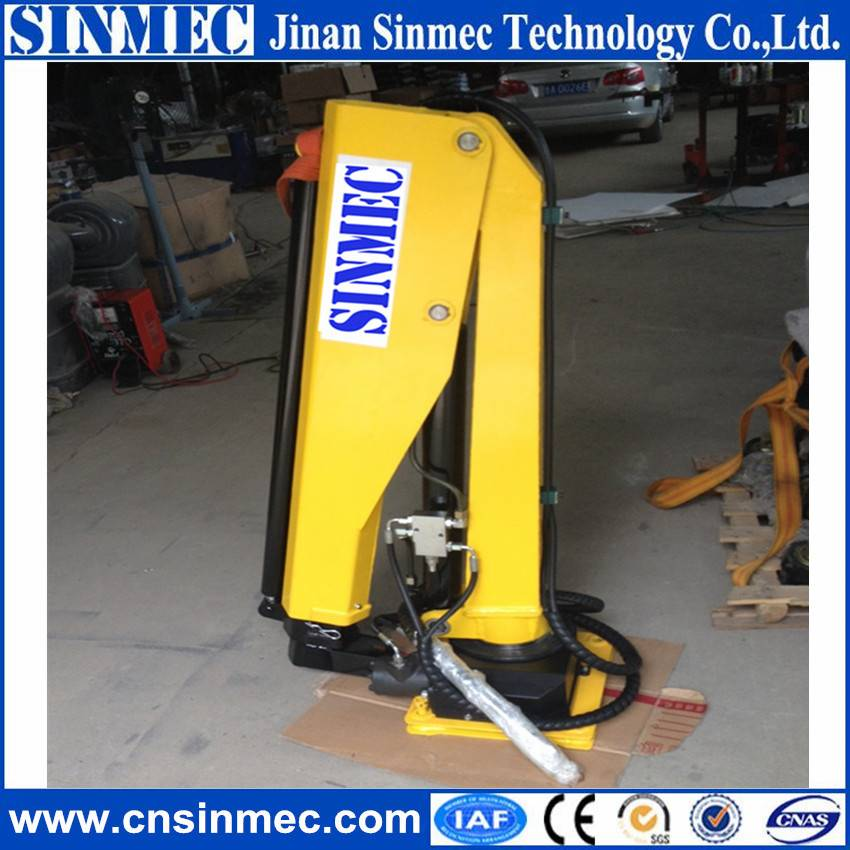 SM-T1000 Light Truck-mounted Crane