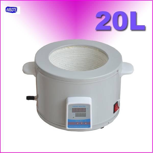 1l/2l/3l/5l/10l/20l/50l LCD laboratory digital heating mantle