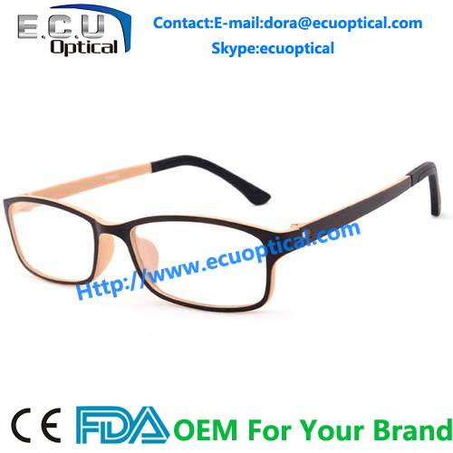 Chinese classical style hot selling tr90 unisex optical eyeglasses eyewear frames for men&women
