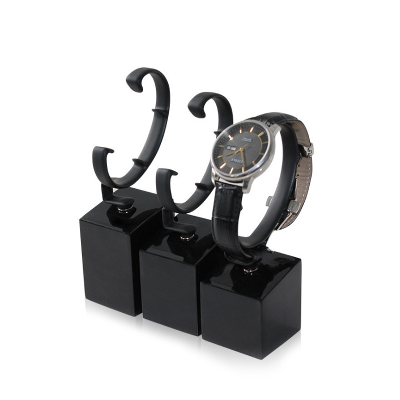 wood,metal,MDF,acrylic Material wrist watch display stand
