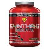 BSN Syntha-6 Isolate Protein Powder Mix - Chocolate - 4 lbs.