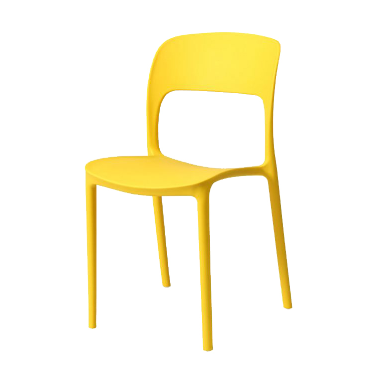 Factory Supplier Dining Room Chair Cheap Restaurant Plastic Chair