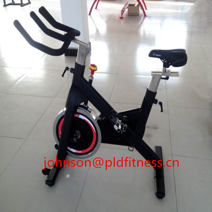 Upright Exercise Magnetic Bike