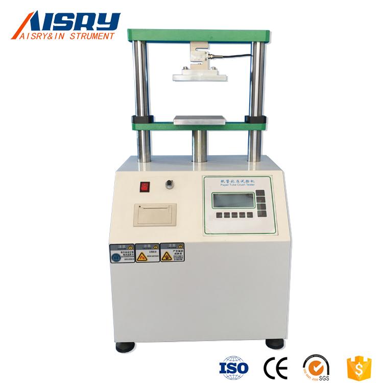 High Quality Paper Tube Machine Price Compressive Strength Testing Equipment