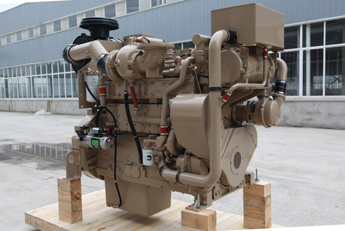 KTA19 Marine Diesel Engines