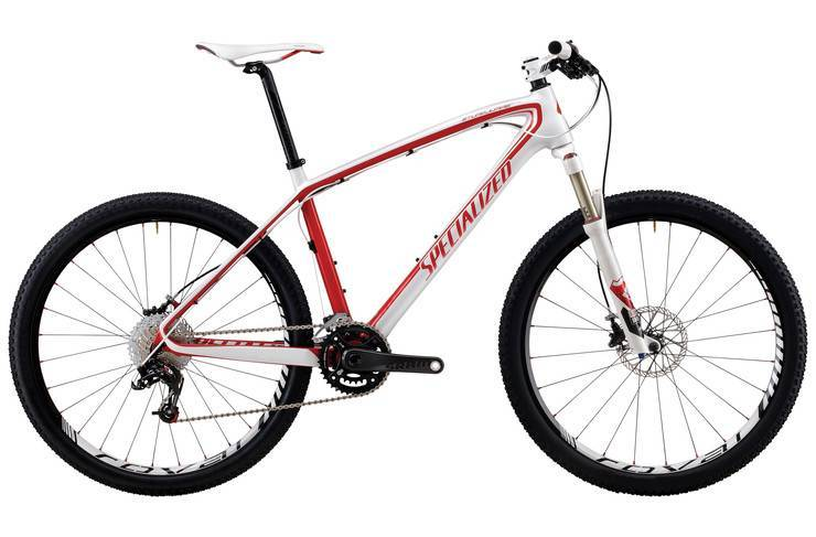 Specialized Stumpjumper HT Expert Carbon 2011 Mountain Bike