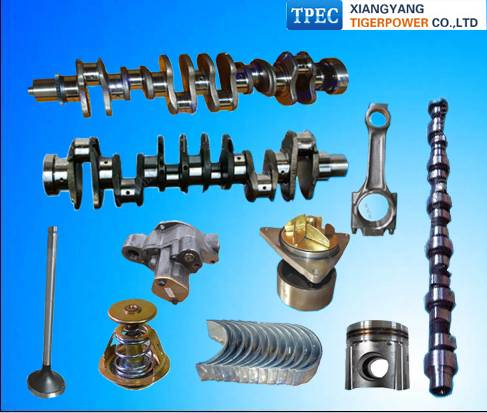 Piston, Injector, Bearing, Valve for 6CT/ISDe/M11/NT855/K19