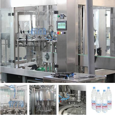 Automatic Drinking Water Filling Machinery And Equipment
