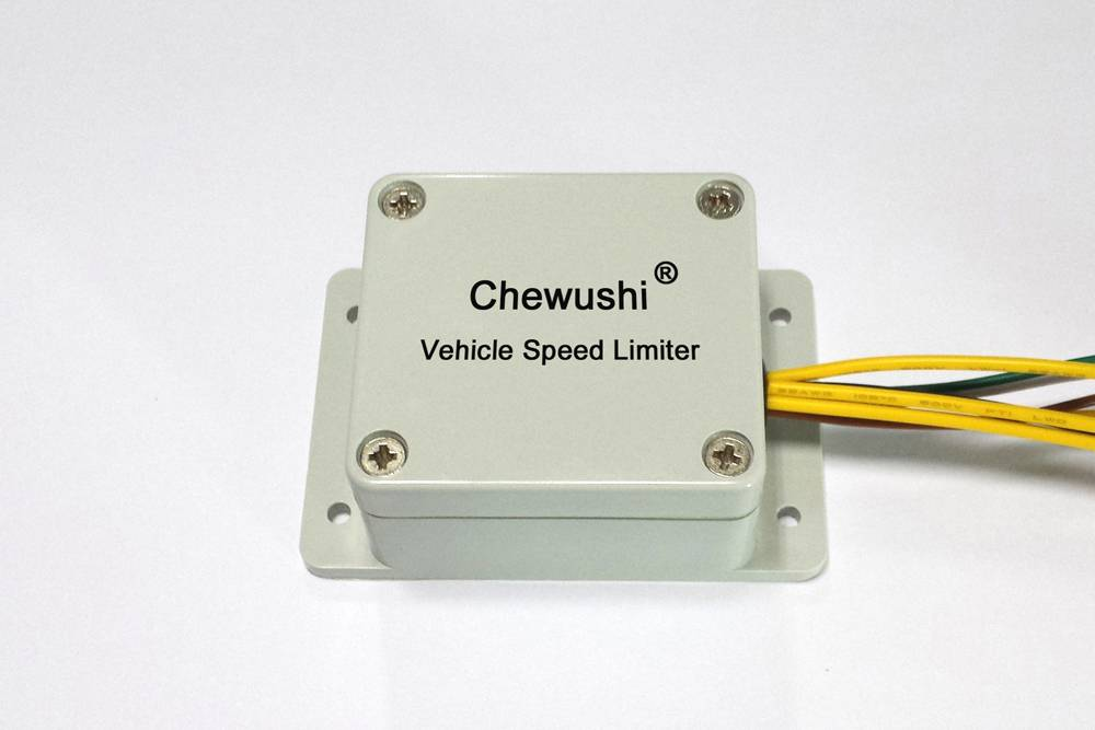 Accessory type vehicle speed limiter KS818