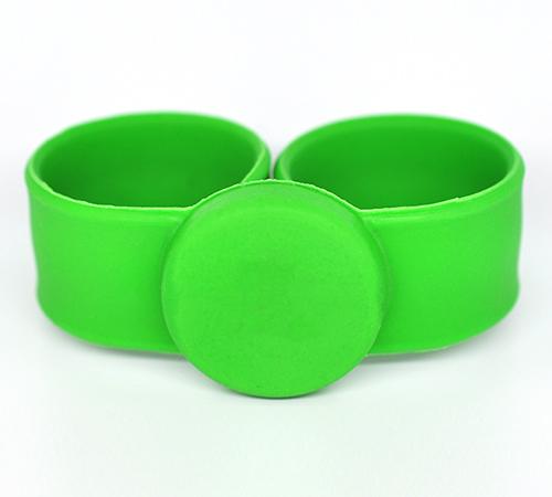RFID silicone wristband tag(ZT-CS-160829-06)