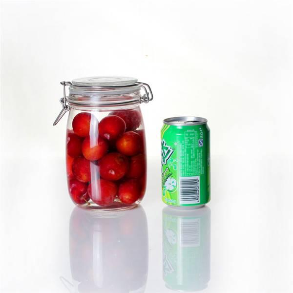 storage jars glass
