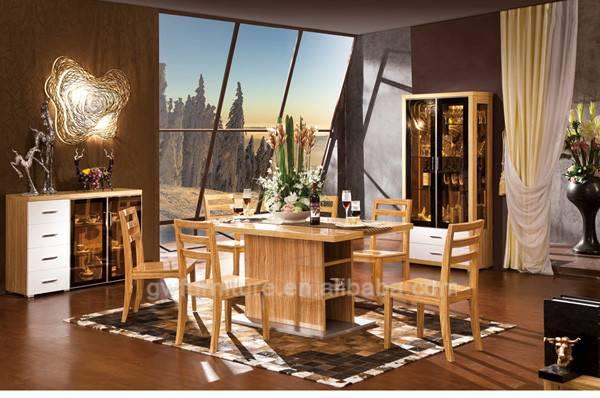 modern dining room table set