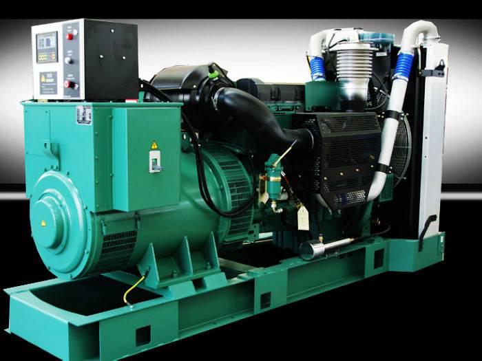 VOLVO engine generator set