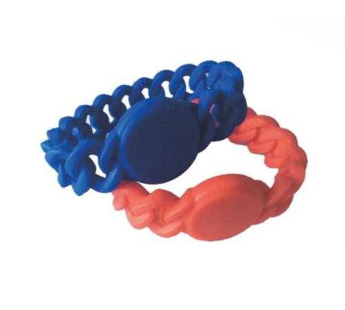 RFID silicone wristband tag(ZT-CS-160829-11)