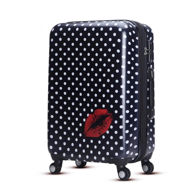 2016 Fashion carry on luggage