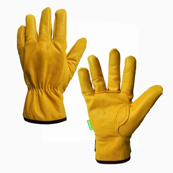 Yulan LC606A Goat Leather Driver Glove