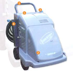 Cold High Pressure Washer