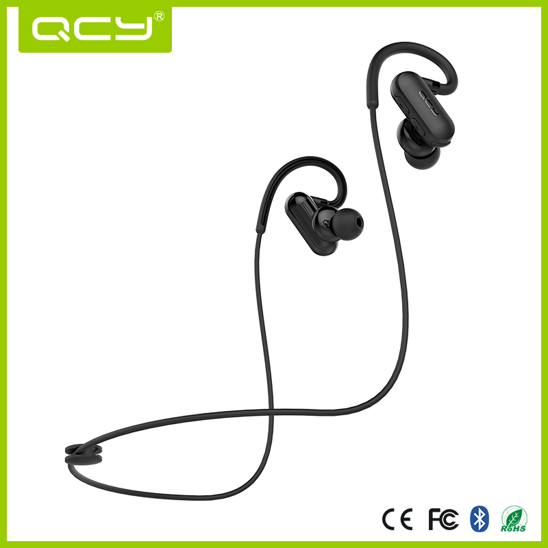 QCY Qy31 Waterproof Bluetooth Sport Strero Earphone with Ear Hook