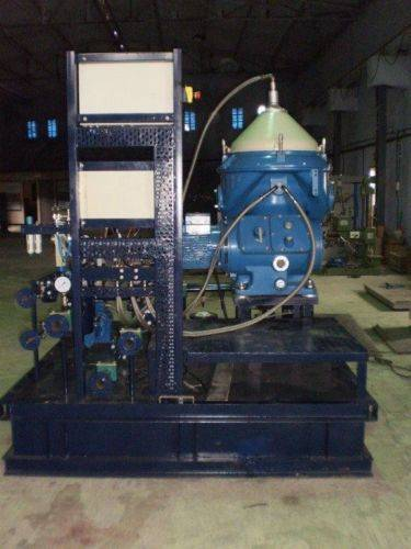 Refurbished Alfa Laval Oil Separator MAPX-210