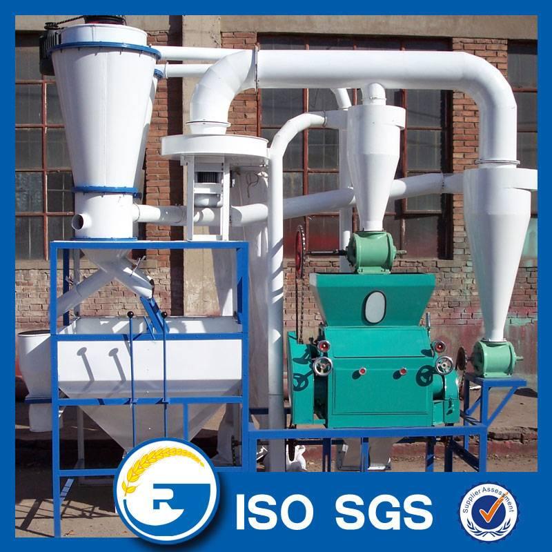 Cereal flour mill for grain flour milling machine