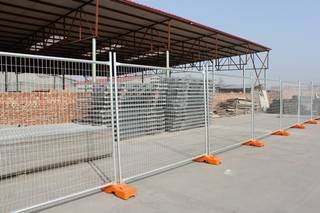 galvanized cheap temporary fence panels hot sale