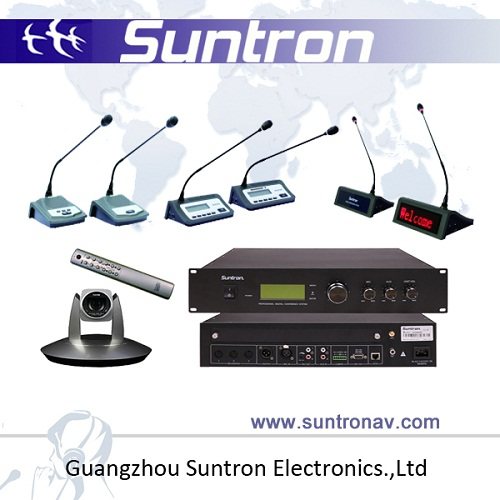 SUNTRON ACS4600MA Card-type Multi-functional Conference System