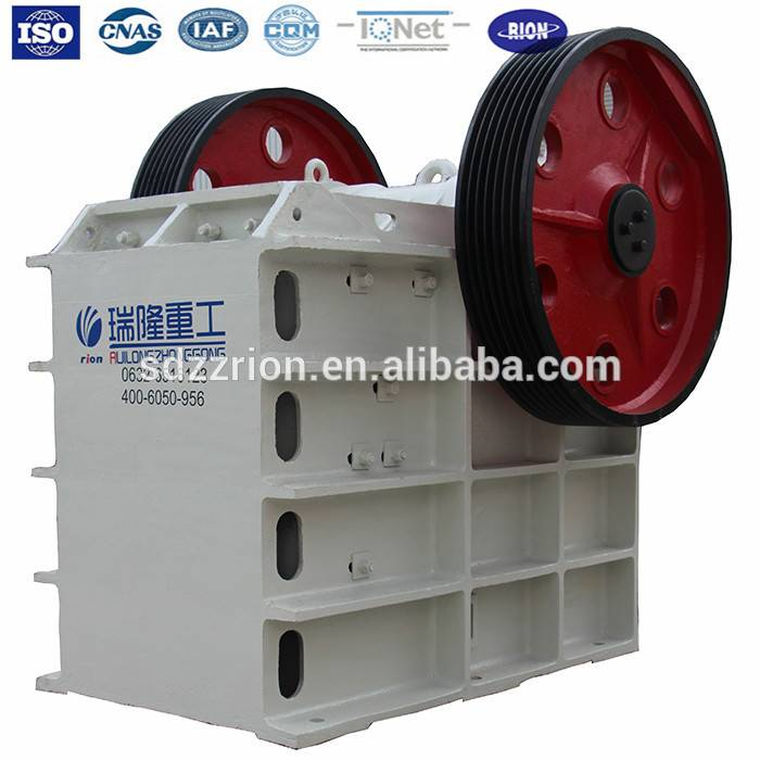 High quality OEM mining stone jaw crusher for sale