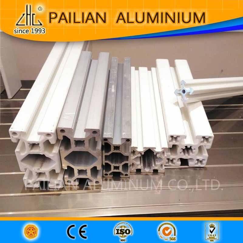 New 2016 ZHL order aluminium V-slot linear rail,6063  v-slot aluminum extrusion profile,