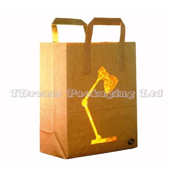 paperbag shopping bag cement bag