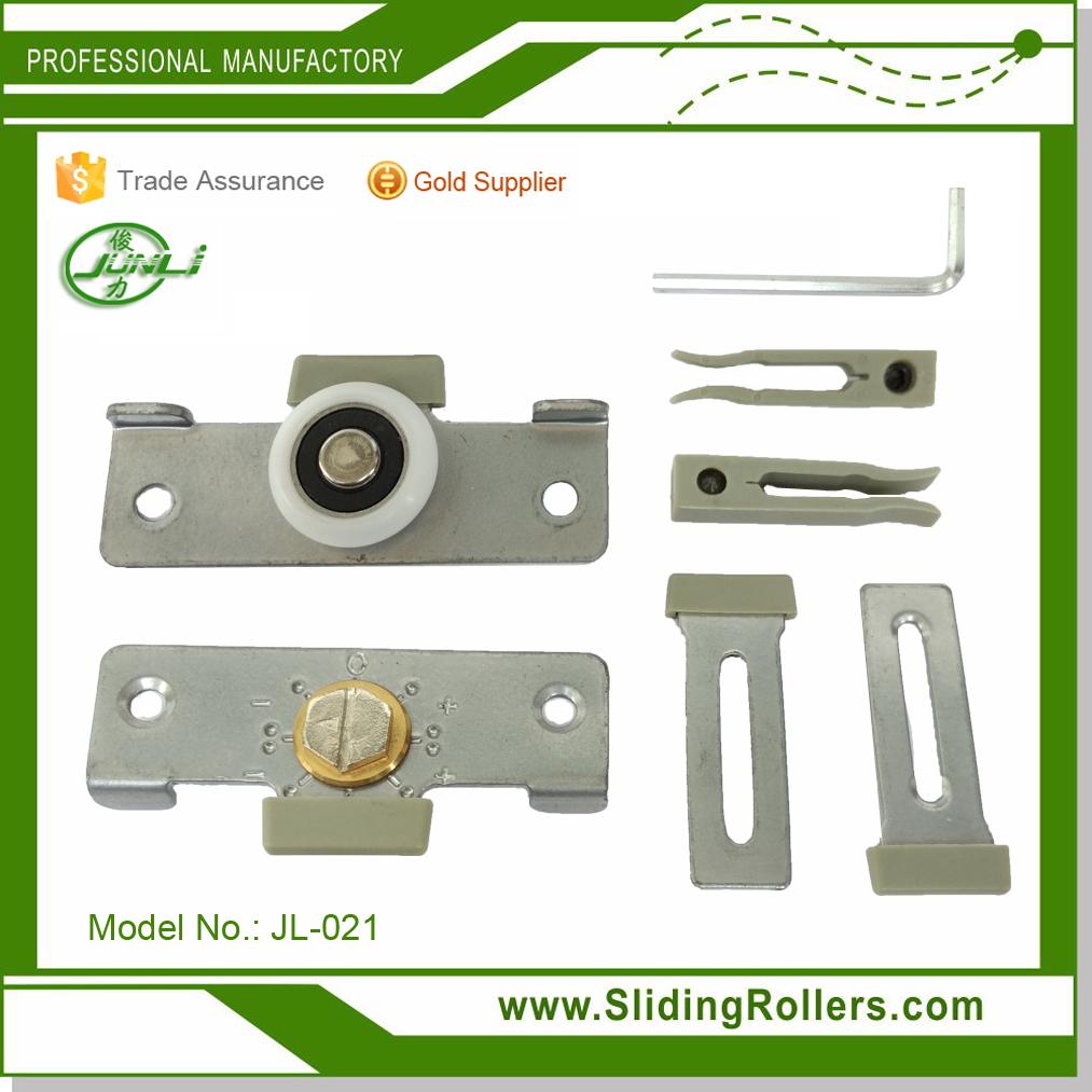 JL-021 Adjustable Furniture Hardware Fittings Cabinet Roller