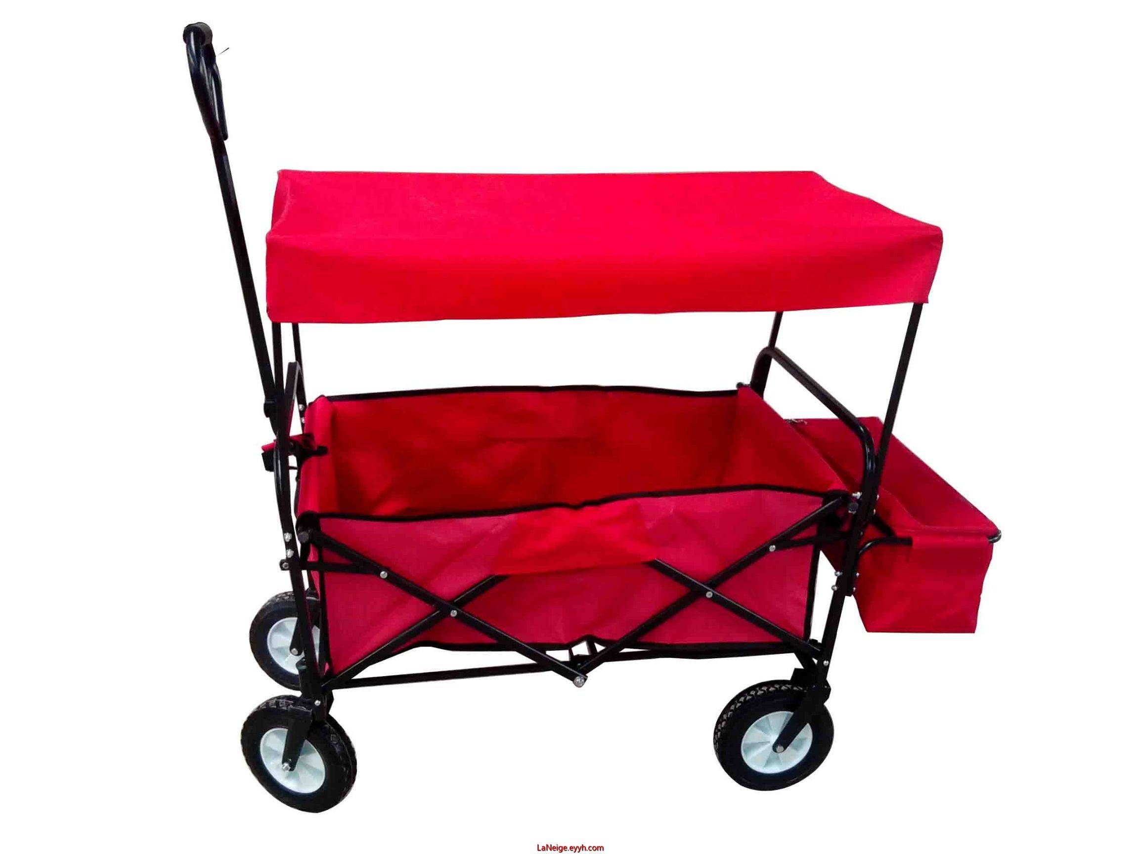 foldable garden cart
