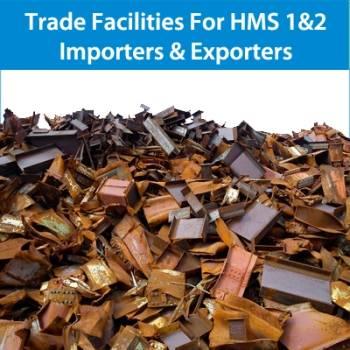 Trade Finance Facilities for Steel Scrap (HMS 1&2) Importers & Exporters
