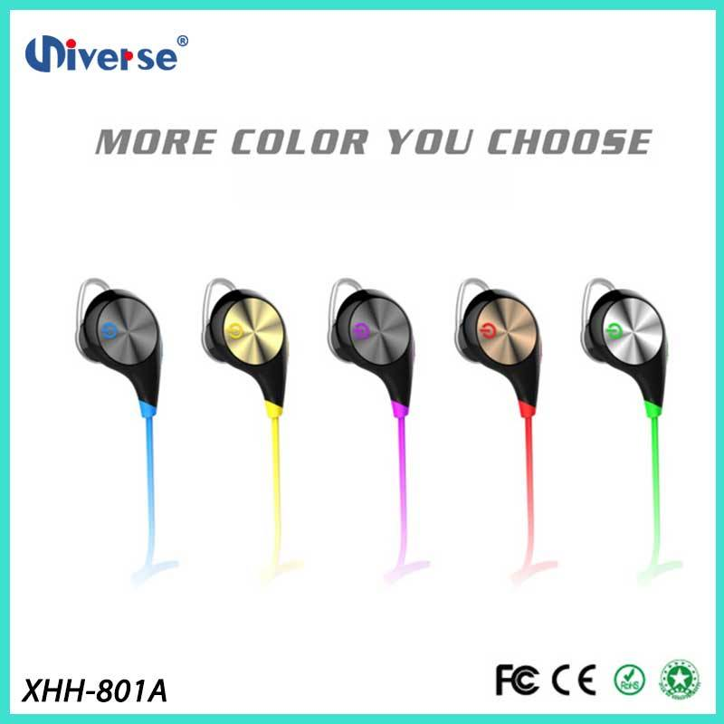 100% Original headphone Mobile Phone Use and In-Ear Style bluetooth earphone