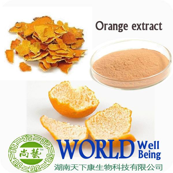 Orange Peel Extract 90% Hesperidin Citrus Extract