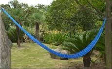 Nylon net swing hammock garden outdoor camping overstriking